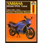 Yamaha RD350 YPVS Repair Manual 1983-1995