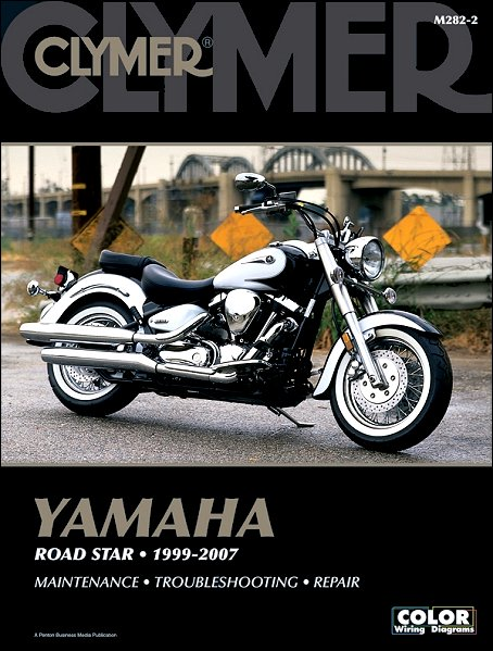 yamaha road star 1600 1700 repair manual 1999 2007 rh themotorbookstore com Yamaha Outboard Wiring Diagram Yamaha Outboard Wiring Diagram