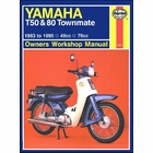 Yamaha T50, T80 Townmate 1983-1995