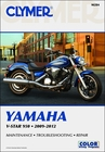Yamaha V-Star 950 Repair Manual 2009-2012