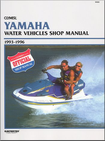 yamaha waverunner 500 650 700 760 1100 repair manual 1993 1996 rh themotorbookstore com yamaha waverunner repair manual free yamaha waverunner repair manual pdf