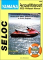 Yamaha WaveRunner Repair Manual 2002-2011
