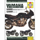 Yamaha XJ600 Diversion, Seca II Repair Manual 1992-2003
