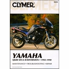 Yamaha XJ600 Seca II Diversion Repair Manual 1992-1998