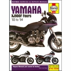 Yamaha XJ900, XJ900F Repair Service Manual 1983-1994