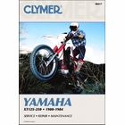 Yamaha XT125, XT250 Repair Manual 1980-1984