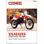 Yamaha XT350, TT350 Repair Manual 1985-2000