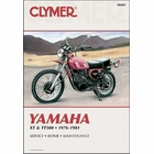 Yamaha XT500, TT500 Repair Manual 1976-1981