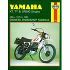 Yamaha XT500, TT500, SR500 Repair Manual 1975-1983