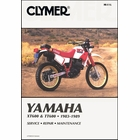 Yamaha XT600 1984-1989, TT600 1983-1986 Repair Manual