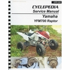 Yamaha YFM700 Raptor Service Manual: 2006-2016