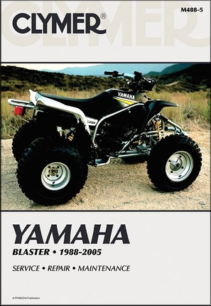Yamaha YFS200 Blaster ATV Repair Manual 1988-2005