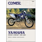 Yamaha YZ250F, WR250F Repair Manual 2001-2003