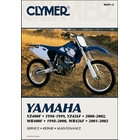 Yamaha YZF400F, YZ426F, WR400F, WR426F Repair Manual 1998-2002