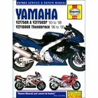 Yamaha YZF750R, YZF1000R Thunderace Repair Manual 1993-2000