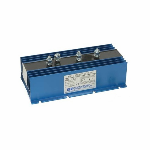 3 Batt - 1 Alt 165 Amp Max Battery Isolator