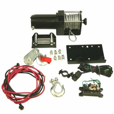 3000 lb Complete ATV / UTV Winch Motor Assembly Kit