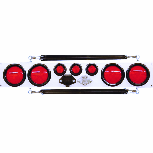 "36"" TOW LIGHT BAR WITH 4 & 7 PIN CONNECTIONS"