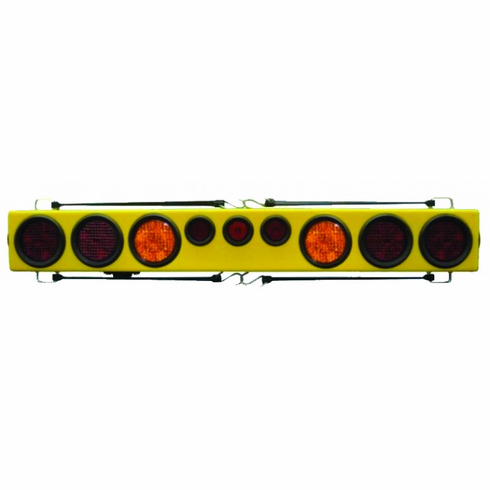 "48"" LED TOW LIGHT BAR WITH FLASHERS"