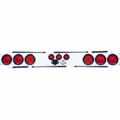 "60"" INCANDESCENT TOW LIGHT BAR WITH FLASHERS"