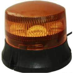 AMBER 27-WATT CLASS 1 ROTATING BEACON