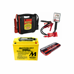 Batteries Chargers & Testers