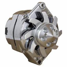 Chrome Universal Alternators