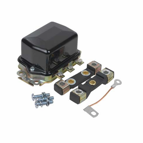 Delco 1118793 1119233 Replacement Voltage Regulator With Mount Package