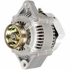 Denso Replacement 100211-9770, 101211-0250 Alternator