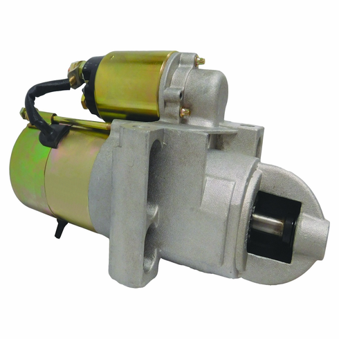 Diagonal Mount Mini High Torque Starter for 168 Tooth Flywheel