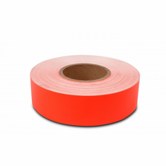 FLUORESCENT ORANGE CONSPICUITY TAPE