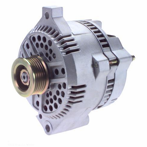Ford 3G Style Alternator with External Adjustable Voltage Regulator