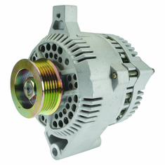 NEW FORD E-350 ECONOLINE CLUB WAGON 1992-1996 7.5L REPLACEMENT ALTERNATOR