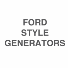 Ford Industrial Generators