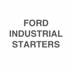 Ford Industrial Starters