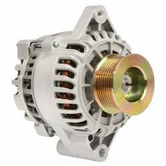 Ford Replacement F81U-10300-BC, F81Z-10346-BA Alternator