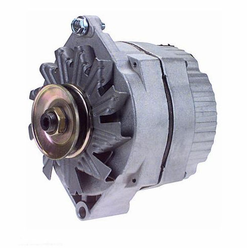 GM 1 Wire Universal Mount Old Style 10-12SI Alternator