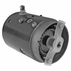 Haldex-Barnes Boss Snow Plow MDY-6125 MDY-6125S Replacement Motor