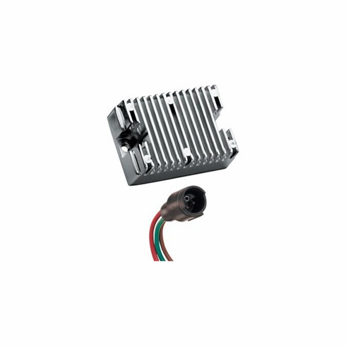 Harley-Davidson Replacement 74504-78 Chrome Voltage Regulator