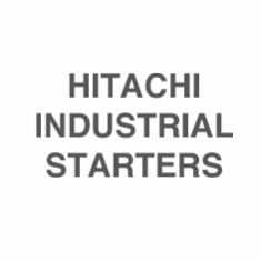 Hitachi Industrial Starters
