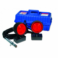 INCANDESCENT SQUARE BASE HEAVY DUTY TOWING LIGHTS