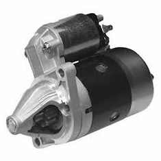 Kubota Replacement 15852-63011, 15852-63012 Starter