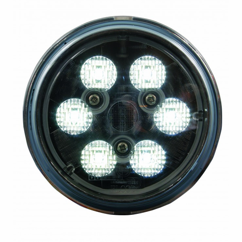 LED 18-WATT WORK LIGHT FOR PAR36 HOUSING (WITH TRAPEZOID BEAM)