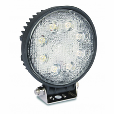 LED 24-WATT ROUND WORK LIGHT