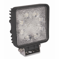LED 24-WATT SQUARE WORK LIGHT