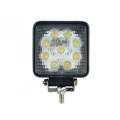 LED 27-WATT SQUARE WORK LIGHT