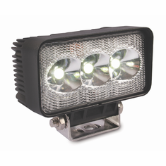 LED 9-WATT RECTANGULAR WORK LIGHT