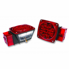 LED OVER 80 SUBMERSIBLE TRAILER LIGHT