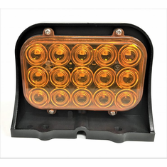 LED SINGLE AMBER/AMBER AG LIGHT