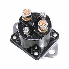 Mercury Marine Replacement 89-68258-A4 Solenoid